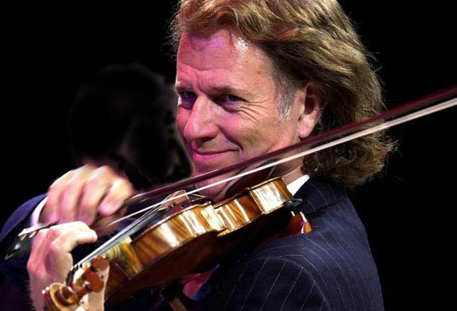 Andre Rieu S Inspired Fans