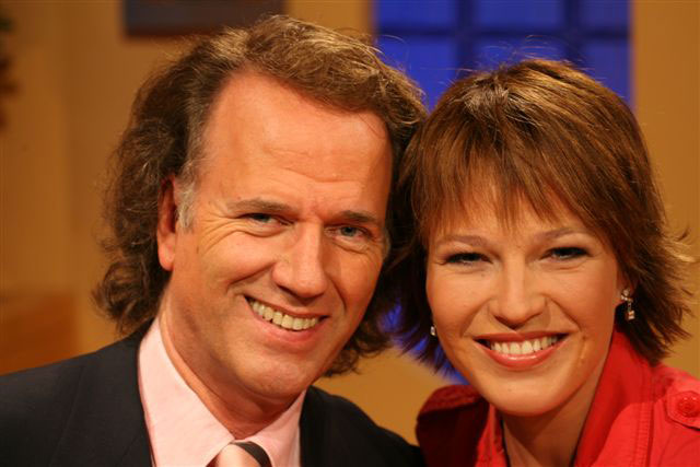 Andre Rieu interview, Volle kanne interview