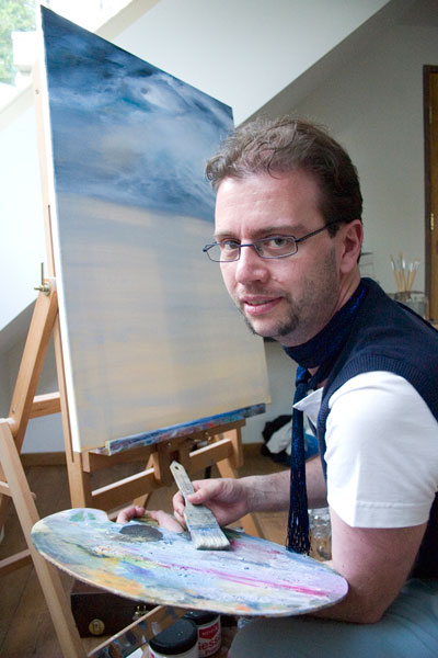 The Paintings Of Marc Rieu Andre Rieu S Oldest Son