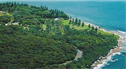 burwood australia botany national park
